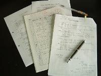 お勉強...!
