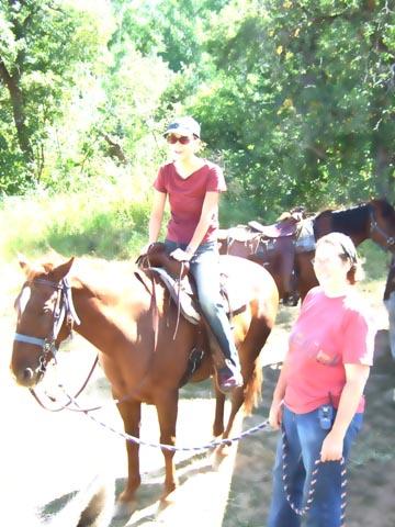 生まれて初めて馬に乗るkanakita