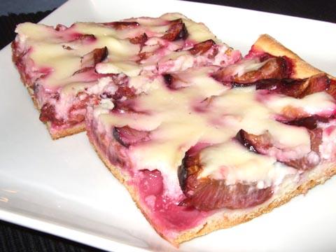 Zwetschgenkuchen nach Thüringer Art