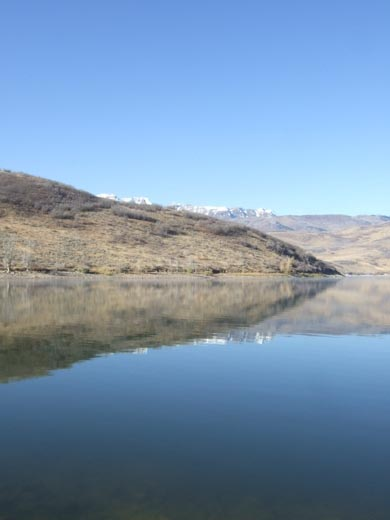 Deer Creek Reservoir