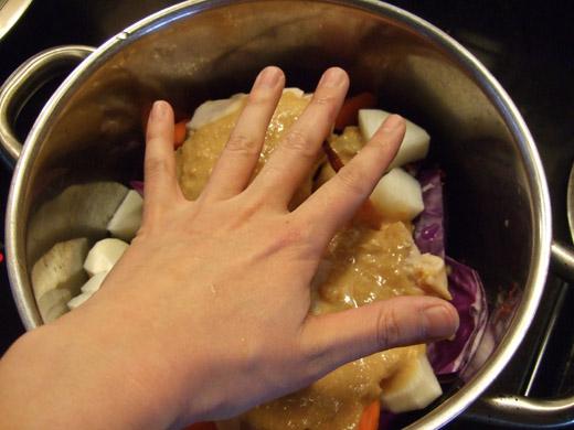 重ね煮・その6:ビタミン愛