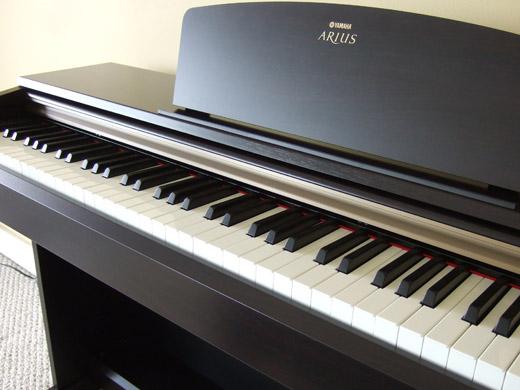 電子ピアノ・YAMAHA Arius YDP-161
